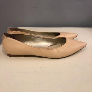 Sam Edelman • Leather Flats